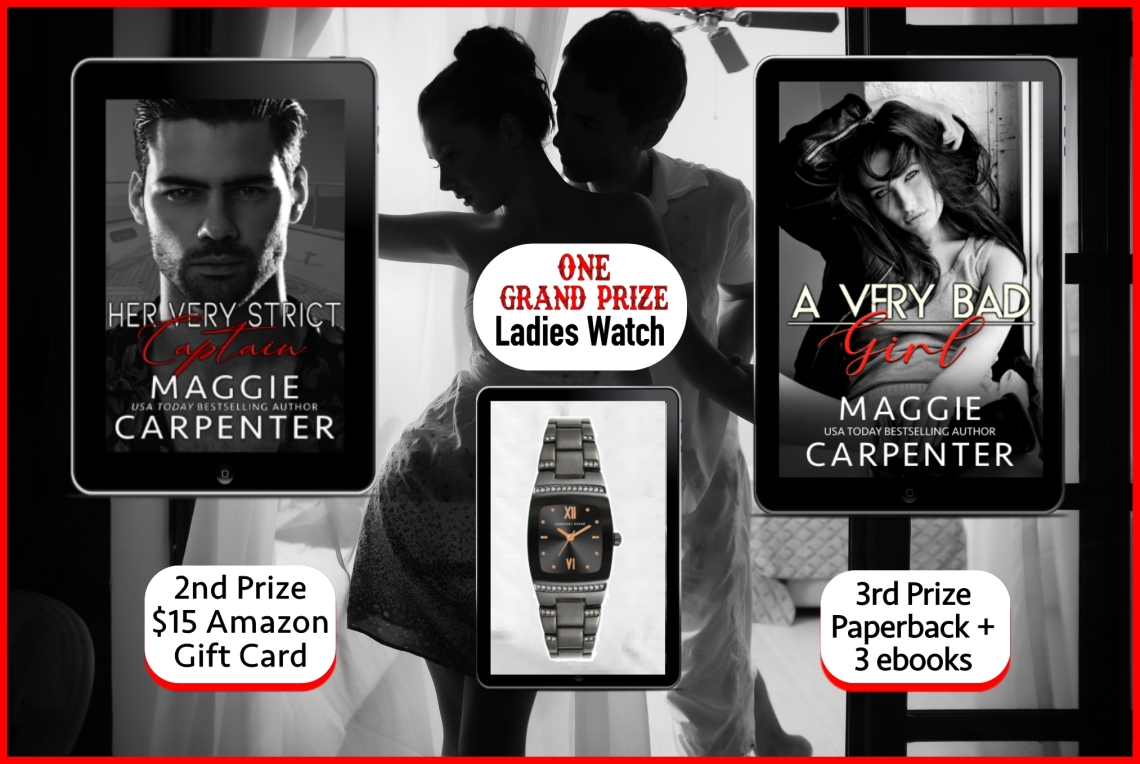 Giveaway Graphic her very strict captain